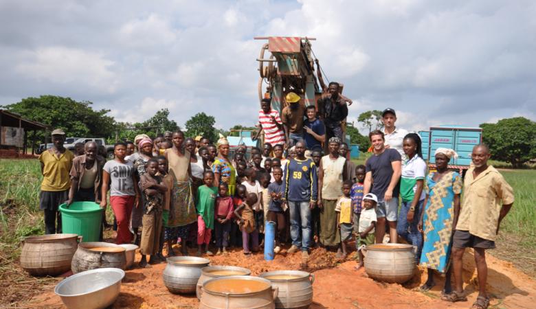 Projekt 4 | Lernen statt Feldarbeit – Spende für eine Bildungsstätte in Ghana