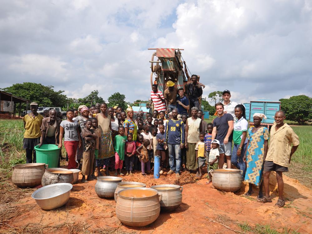 Projekt 4 Ghana